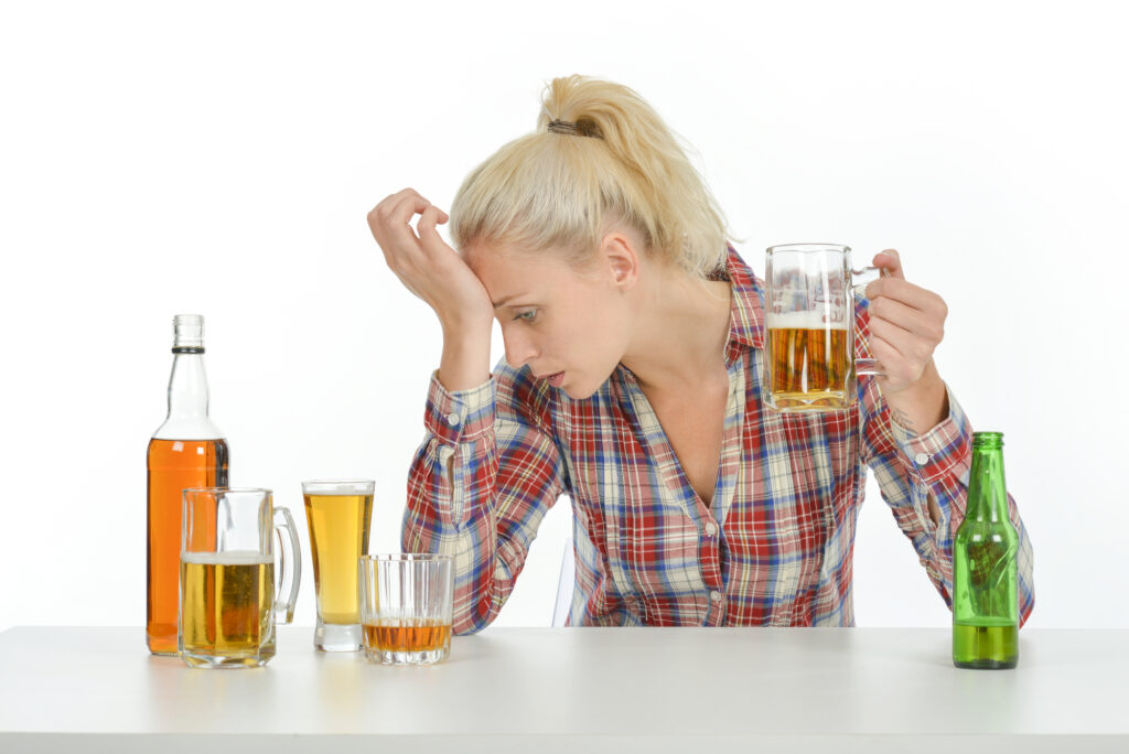 Drinking alcohol can trigger arthritis