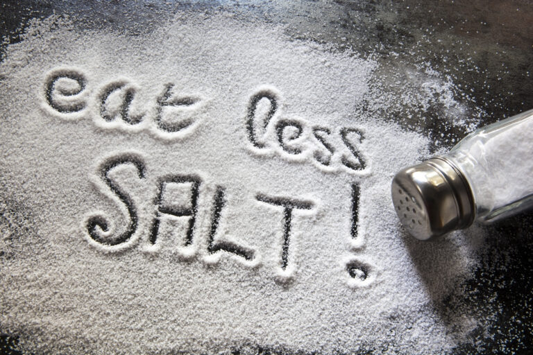 Avoid salt for arthritis